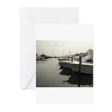 Nantucker Harbor Greeting Cards (Pk of 20)