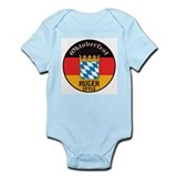 Ruger Oktoberfest Infant Bodysuit