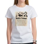 Gunfight at Tombstone Women's T-Shirt