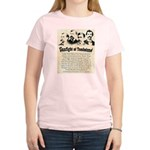Gunfight at Tombstone Women's Light T-Shirt