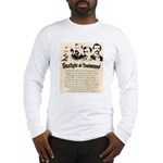 Gunfight at Tombstone Long Sleeve T-Shirt