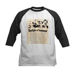 Gunfight at Tombstone Kids Baseball Jersey