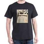 Gunfight at Tombstone Dark T-Shirt