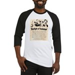 Gunfight at Tombstone Baseball Jersey