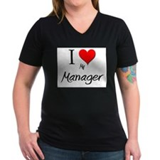 I Love My Manager Shirt