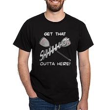 Lacrosse Shhhot T-Shirt