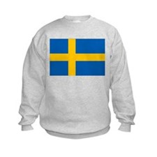 Swedish Flag Sweatshirt