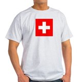Swiss Flag T-Shirt