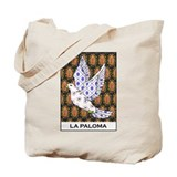 La Paloma Tote Bag