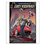 Lost Highway poster design