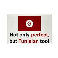 Perfect Tunisian Rectangle Magnet