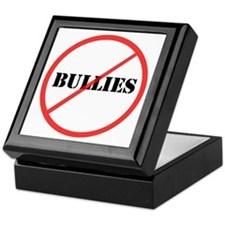 No Bullies Keepsake Box