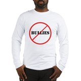 No Bullies Long Sleeve T-Shirt