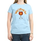 Winey California Girl T-Shirt