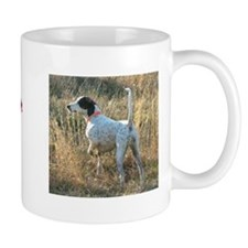 Pointer in the Field  Mug