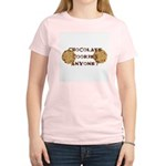 ChocolateCookies? Women's Light T-Shirt