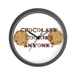 ChocolateCookies? Wall Clock
