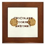 ChocolateCookies? Framed Tile