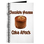 Chocolate Mousse Cake Attack Journal