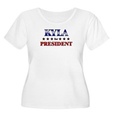 KYLA for president T-Shirt