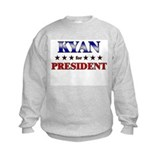 KYAN for president Sweatshirt