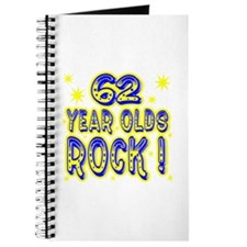 62 Year Olds Rock ! Journal