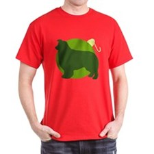 Border Collie Ornament T-Shirt