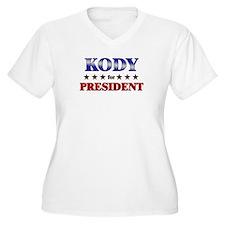 KODY for president T-Shirt