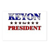 KEYON for president Postcards (Package of 8)