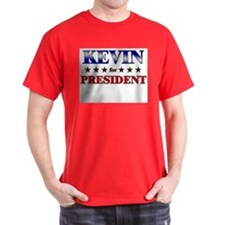 KEVIN for president T-Shirt