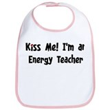 Kiss Me: Energy Teacher Bib