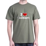 I Love Colbert Dark T-Shirt