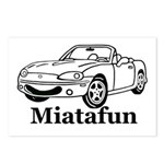 MiataFun Postcards (Package of 8)