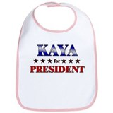 KAYA for president Bib