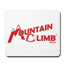 Mountain Climb game Mousepad