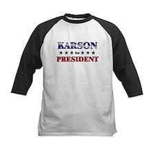 KARSON for president Tee
