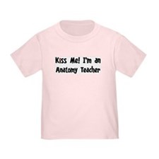 Kiss Me: Anatomy Teacher T