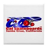Cal SkateboardsTM Tile Coaster