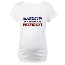 KAMRYN for president Shirt