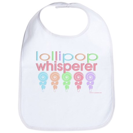 Lollipop Whisperers Bib