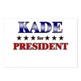 KADE for president Postcards (Package of 8)