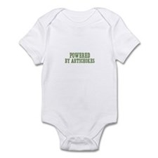 Powered By Artichokes Infant Bodysuit