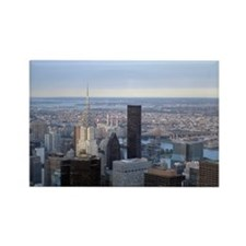 View from Empire State Building Magnet (10 pack)