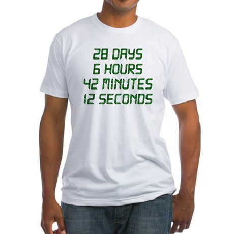 Darko 28 Days Fitted T-Shirt