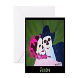 Together/Juntos Greeting Card