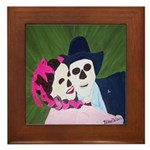 Together/Juntos Framed Tile