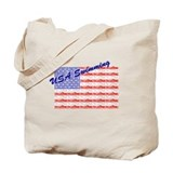 USA Swimming Tote Bag