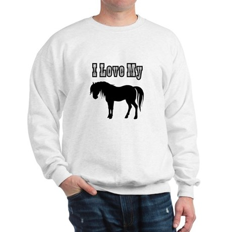 Love My Pony Sweatshirt