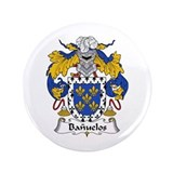"Bañuelos 3.5"" Button (100 pack)"