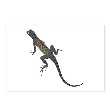 Lizard Postcards (Package of 8)